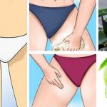 La piel oscura en el área púbica y entre las piernas se puede aclarar naturalmente así