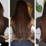 El cabello largo de tus sueños lo tendrás en 1 semana siguiendo estos consejos