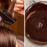 ¡¡Tiñe tu cabello con ingredientes naturales y sin químicos!! Te explicamos como