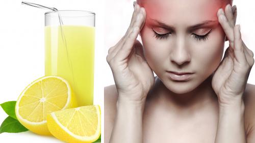Esta bebida te quitará el dolor de cabeza al instante. No volverás a gastar dinero en pastillas