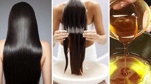 Lava tu cabello usando esto y quedará brillante, fuerte y además empezará a crecer más rápido