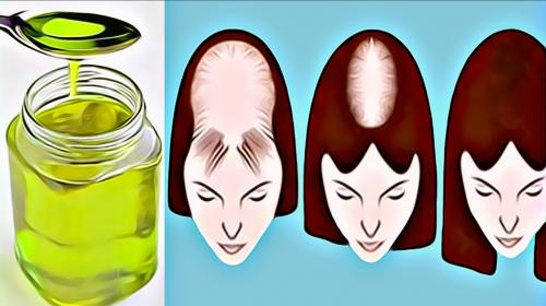 Usar esto hará que tu cabello comience a crecer rápido y solucionará la calvicie