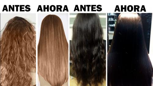 Alisa tu cabello de forma permanente y de manera rápida