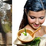 Esta mujer tiene un cabello enorme porque usa esta receta natural