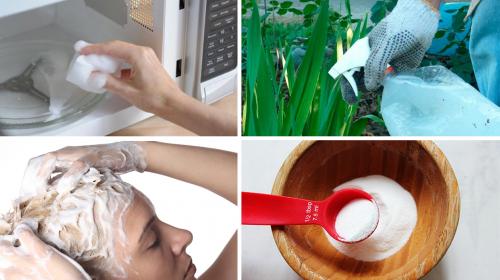 Las empresas de limpieza no quieren que conozcas esta información del bicarbonato de sodio
