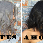 Cubre totalmente las canas y deja tu cabello negro sin necesidad de químicos