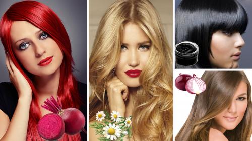 9 tintes naturales para que ocultes las canas y luzcas el cabello del color que siempre quisiste