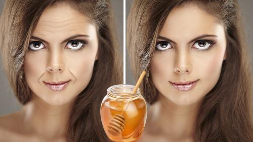 La miel de abeja sirve para eliminar todas las arrugas de tu rostro