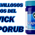 Maravillosos usos del vick vaporub que muchos desconocen
