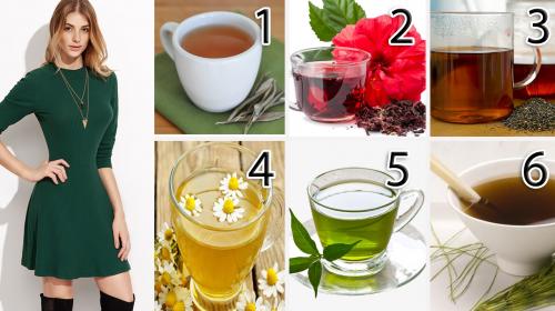 Estos son los 6 tés que eliminan la barriga en tiempo record