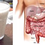 Si tu bebes esto a las 8:00 am las heces atoradas en tus intestinos se limpiaran y bajarás de peso