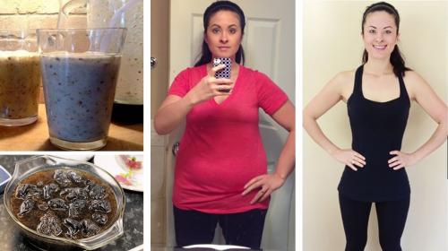 Basta con beber agua de pasa por 4 días y bajarás de peso e incluso tonificarás tu cintura