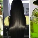 Aplica este aceite esencial en tu cabello y crecerá con mucho brillo en 12 días