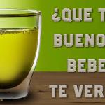 Lo que todos te ocultaron del té verde… ¿Es bueno beberlo?
