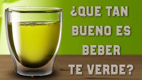 Lo que todos te ocultaron del té verde... Es bueno beberlo