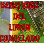 Fantásticos usos y beneficios del limón congelado