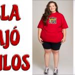 Ella perdió 8 kilos en medio mes con esta receta