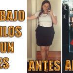 Todos están asombrados pues ella bajó 10 kilos en un mes con esta receta