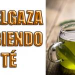 Como adelgazar tan sólo bebiendo té