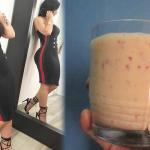Solo necesitas beber un vaso de este jugo al día y derretirás la grasa de tu vientre