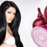 Después de conocer esto te aplicarás cebolla al cabello diariamente!