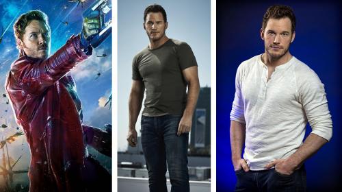 Chris Pratt cuenta cual es su secreto para mantenerse en forma
