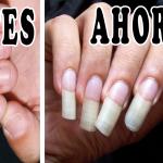 Como agrandar tus uñas en una semana