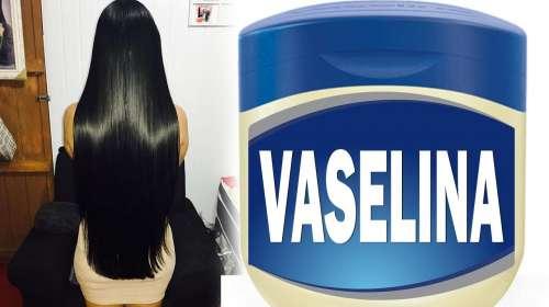La vaselina hará que tu cabello crezca rápido, sano, fuerte y brillante