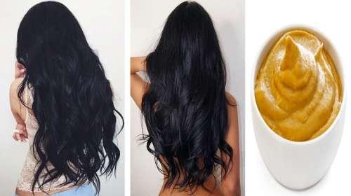 Ella hizo crecer su cabello con esto!