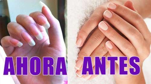 Como agrandar las uñas