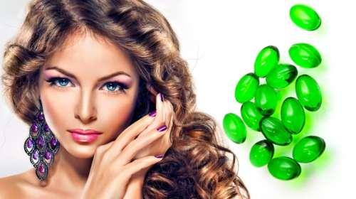 La vitamina E te ayudará a tener una piel de porcelana