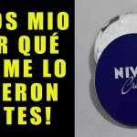 Muchos te dijeron que la CREMA NIVEA era buena ¡Pero nunca te dijeron esto!