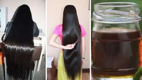 El cabello crece sin parar gracias a este liquido