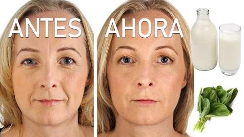 Mezcla 2 ingredientes, aplicalo en tu rostro y eliminarás las arrugas