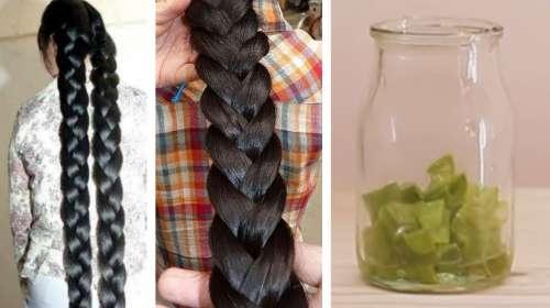 El cabello crecerá rápido, sano y fuerte gracias a esto