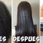 3 Mascarillas que Alisan el cabello ¡NO MAS PLANCHAS!