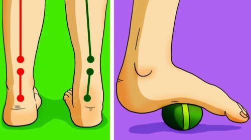 5 Minutos de Esto Curan el dolor de Rodillas, Pies y Cadera