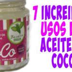 Todas las Mujeres Tienen que Saber estos 7 Usos del Aceite de Coco