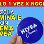 Junta Vitamina E con Crema Nivea, dile a tus Amigas y te Agradecerán Siempre