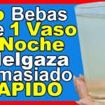 Bebe 1 Vaso Antes de Dormir pero no Abuses porque Adelgaza demasiado Rápido