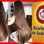 Esto es Fantástico! Echa Bicarbonato en tu cabello y los resultados te dejarán con la Boca Abierta