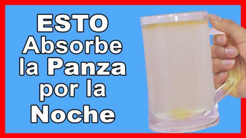 Lo conocen como el Chupa Panza porque Absorbe la Panza durante la Noche
