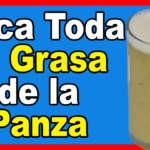 Seca la grasa de la Panza con este poderoso Licuado Casero