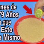TODOS ESTÁN FASCINADOS POR LOS RESULTADOS DE MEZCLAR AZÚCAR CON LIMÓN ¡QUE ESPERAS PARA PROBARLO!