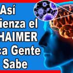 Si Padeces 1 de estos Síntomas puede ser inicio de Alzhaimer ¡Y no lo Sabes!😱