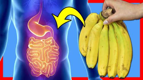 Todo Esto le Pasa a tu Cuerpo si Comes Plátano en Ayunas ¡Beneficios del Plátano en Ayunas!