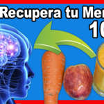 Esta Mezcla de Zanahoria🥕con Manzana🍎Restaura 100% la Memoria y protege el Cerebro de Alzhaimer y Depresión!