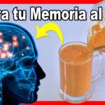Si lo Tomas Tu Memoria Mejorará al 100% y Además reducirás el Riesgo de Depresión, Alzhaimer y Derrames Cerebrales!