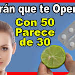 A los 50 Parecerás de 30 Años y Creerán que te Operaste! Mezclando Aspirina con Limón!