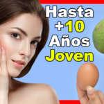 Aplica Aguacate con 1 Huevo en tu rostro y hasta tus Hijas te Envidiarán!